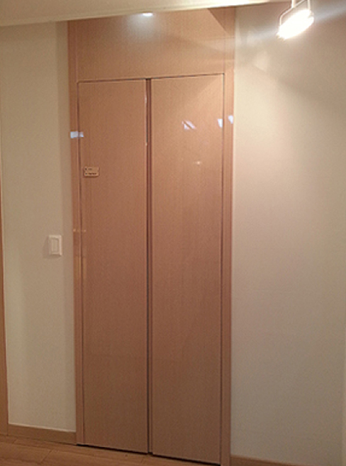 광주 센트럴파크 모델하우스 59.2029㎡ Type A (소형아파트)