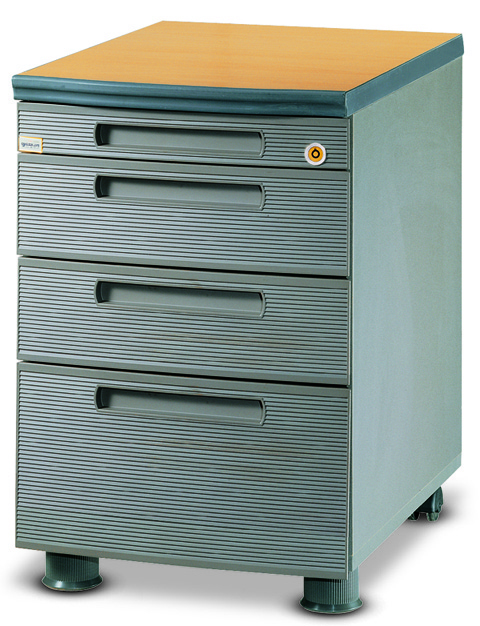 Cube drawer with 4-stage(drawer type)