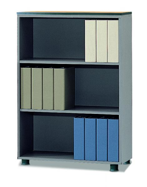 bookcase with 3-stage(open type)