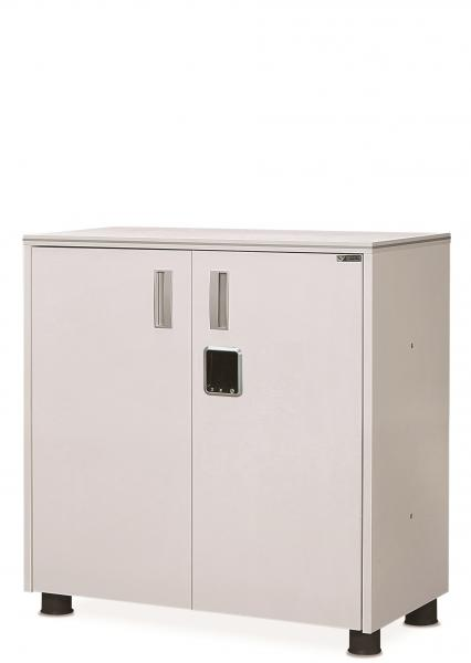 Linea cabinet with 2-stage(door type)