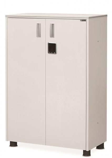 Linea cabinet with 3-stage(door type)[electronic key]