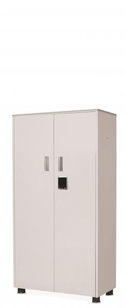 Linea cabinet with 4-stage(door type)[electronic key]