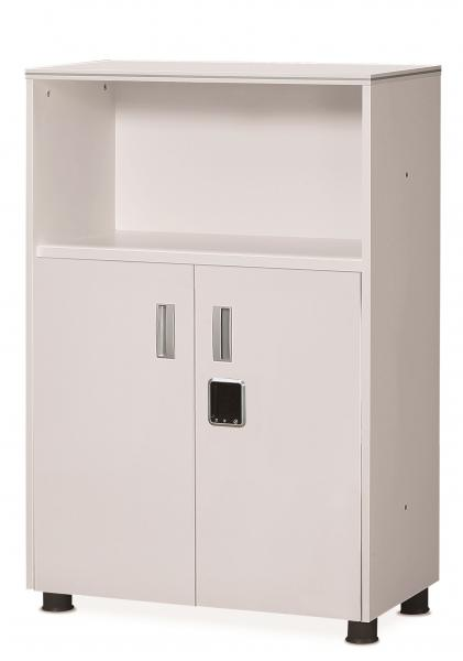 Linea cabinet with 3-stage[electronic key]