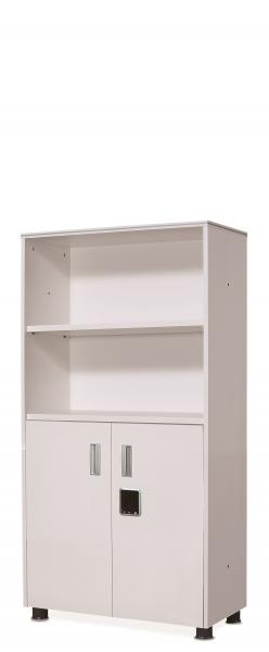 Linea cabinet with 4-stage[electronic key]