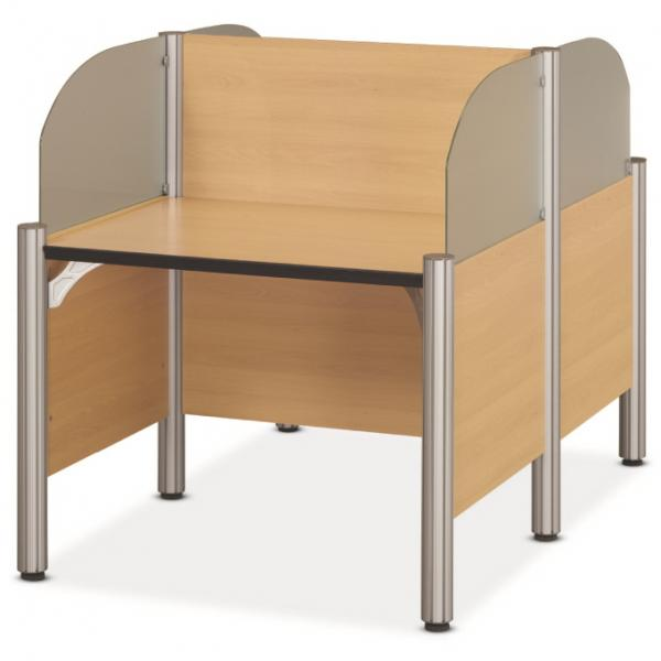 lecture desk(partition type, glass type)