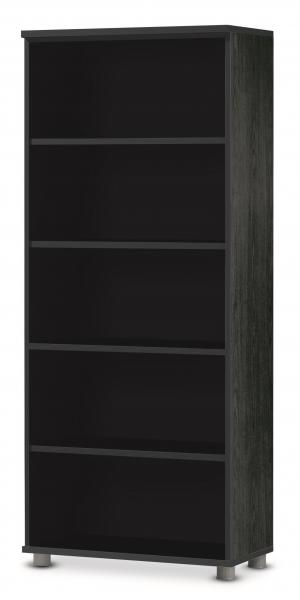 Combi bookcase with 5-stage(open type)