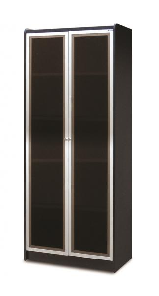 Noir cabinet with 5-stage