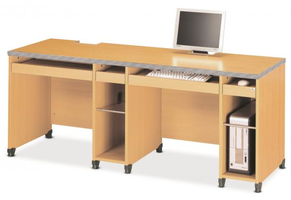 computer desk(security type)(double)