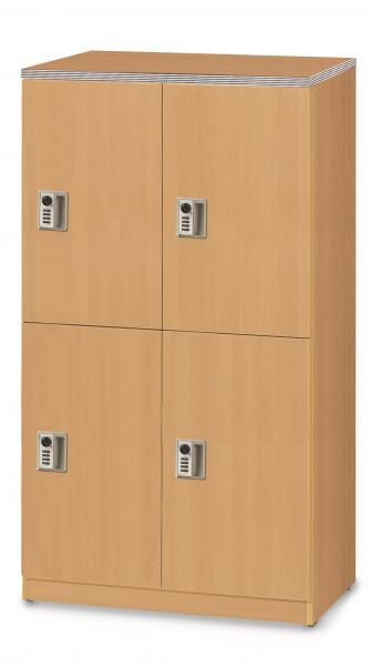 student locker for four